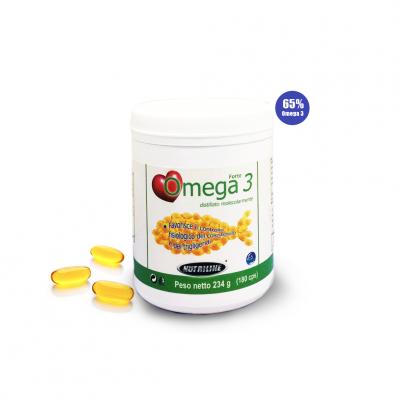 OMEGA 3 FORTE NUTRILINE (180cps)